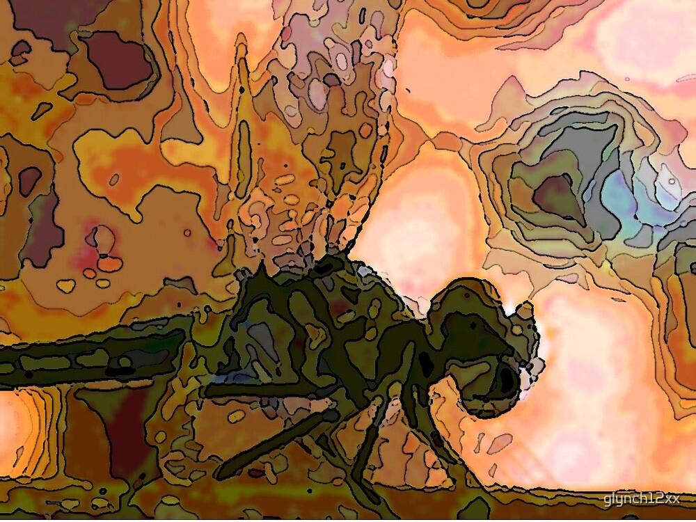 THE DRAGONFLY by glynch12xx