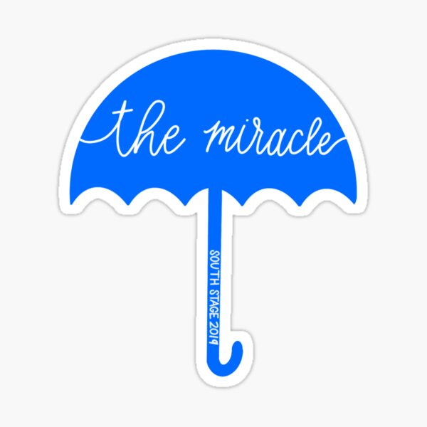 The Miracle Sticker