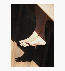Bare Feet Photographic Print