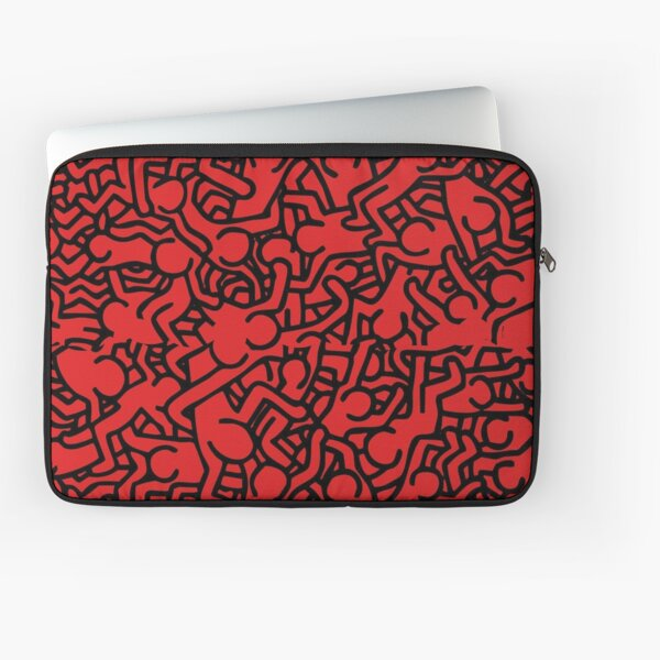 Keith haring Untitled Laptop Sleeve