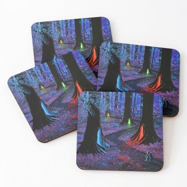 Crossroads Coasters (Set of 4)