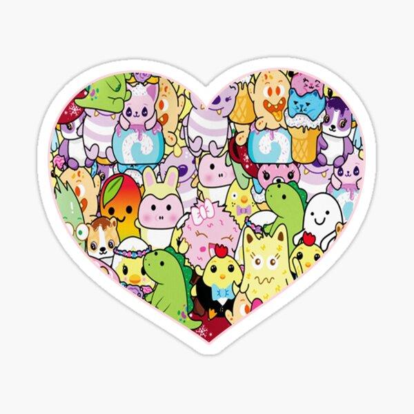 cute Moriah Elizabeth heart Sticker