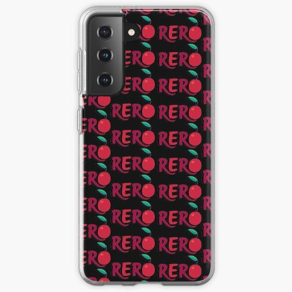 Rero Rero rero Coque souple Samsung Galaxy