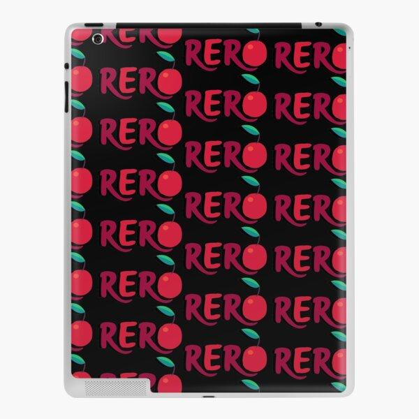 Rero Rero rero Vinilo para iPad