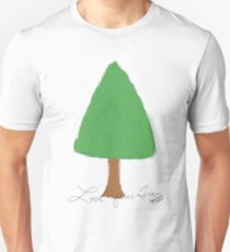 Puffy Evergreen in color T-Shirt