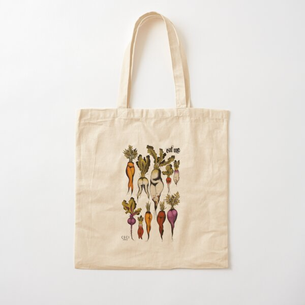 Don't forget your roots Cotton Tote Bag
