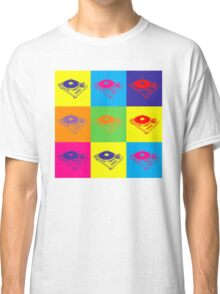 Pop Art 1200 Turntable Classic T-Shirt