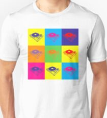 Pop Art 1200 Turntable Unisex T-Shirt