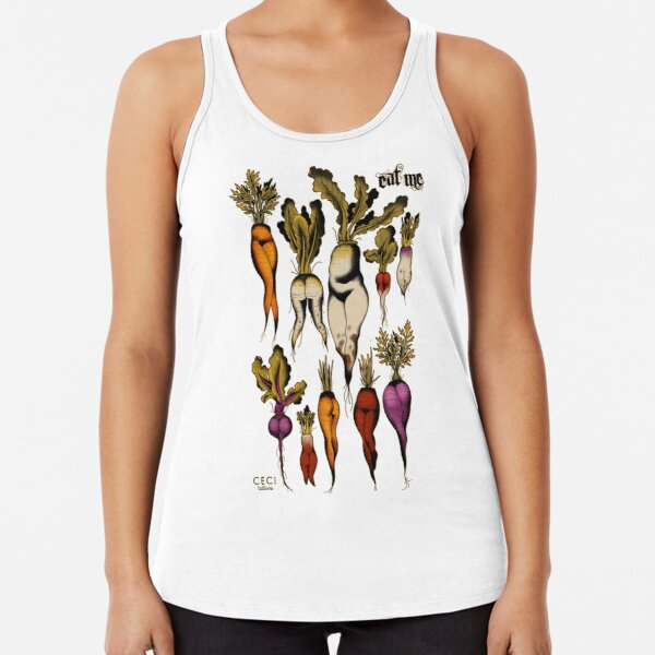 Don't forget your roots Racerback Tank Top