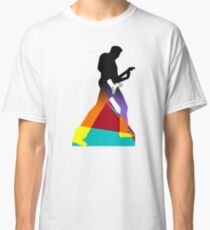 Pop Art Guitar Rocker Classic T-Shirt