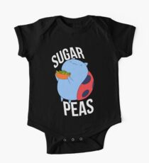 Catbug -- Sugar Peas!! One Piece - Short Sleeve