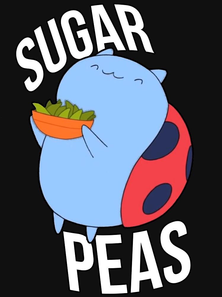 TShirtGifter presents: Catbug -- Sugar Peas!! | Unisex T-Shirt