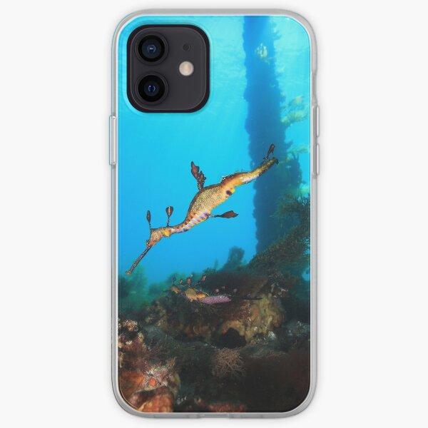 SeaDragon iPhone Soft Case