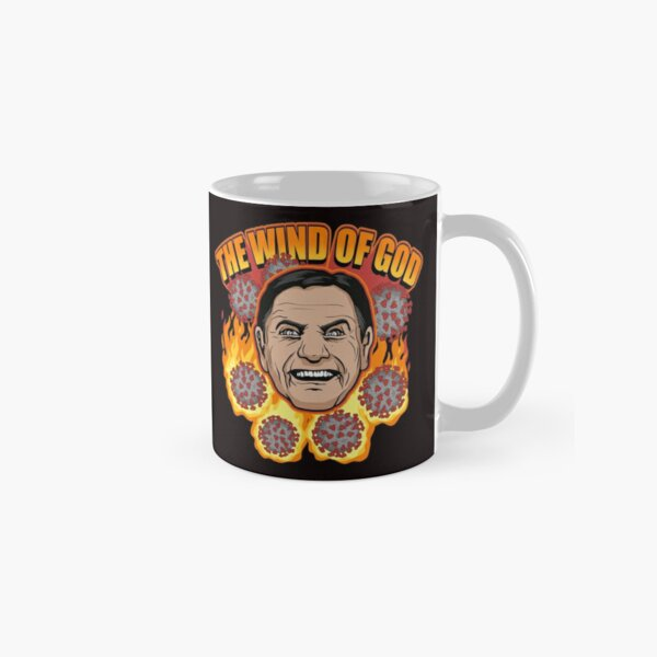 The Wind Of God Preacher WTFBrahh Classic Mug