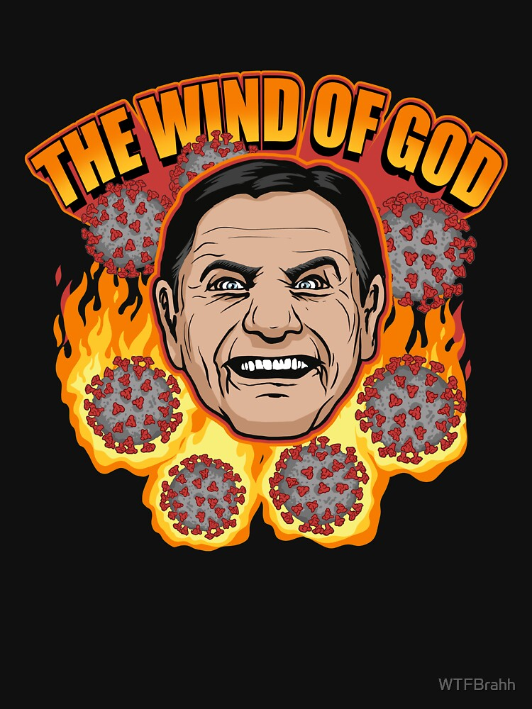 The Wind Of God Preacher WTFBrahh by WTFBrahh