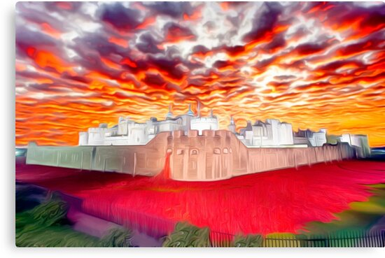 Tower of London by Focal-Art