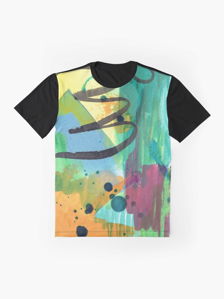 Alternate view of Lush Growth Graphic T-Shirt