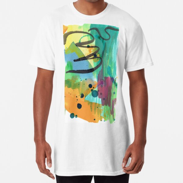 Lush Growth Long T-Shirt