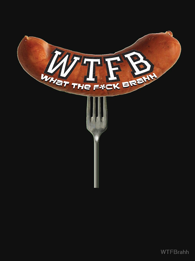 WTFBrahh Official Logo Design by WTFBrahh