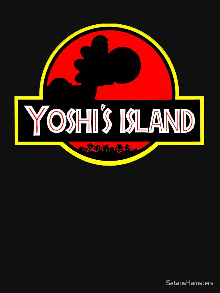 Yoshi's Island | Unisex T-Shirt