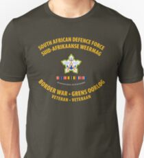 South African Defence Force Border War Veteran T-Shirt
