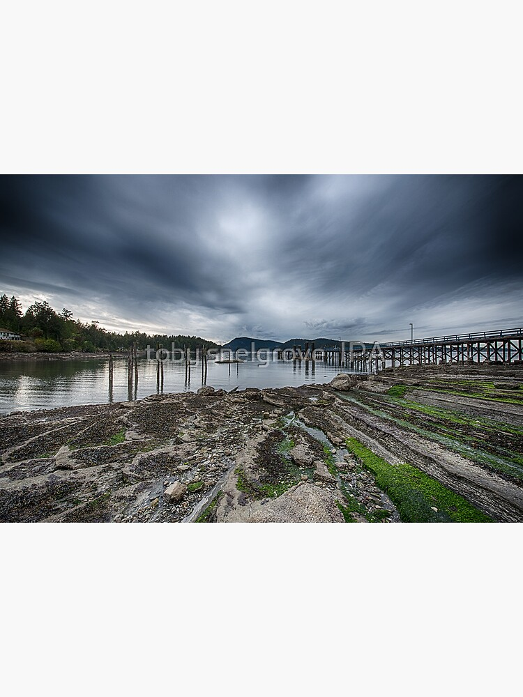 Miners Bay, Storm Coming by tobysnelgrove