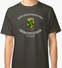 SADF Infantry School (Western Cape Formation Bar) Veteran Classic T-Shirt
