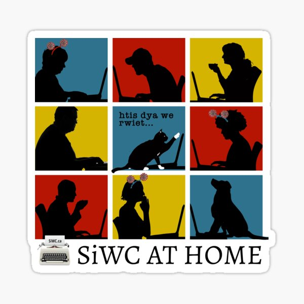 SiWC at Home 2020 Sticker