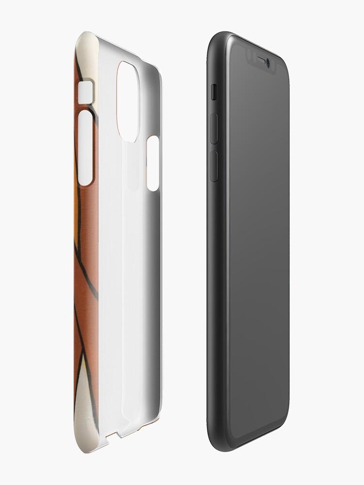 Alternate view of Crocodile Totem Design iPhone Case & Cover
