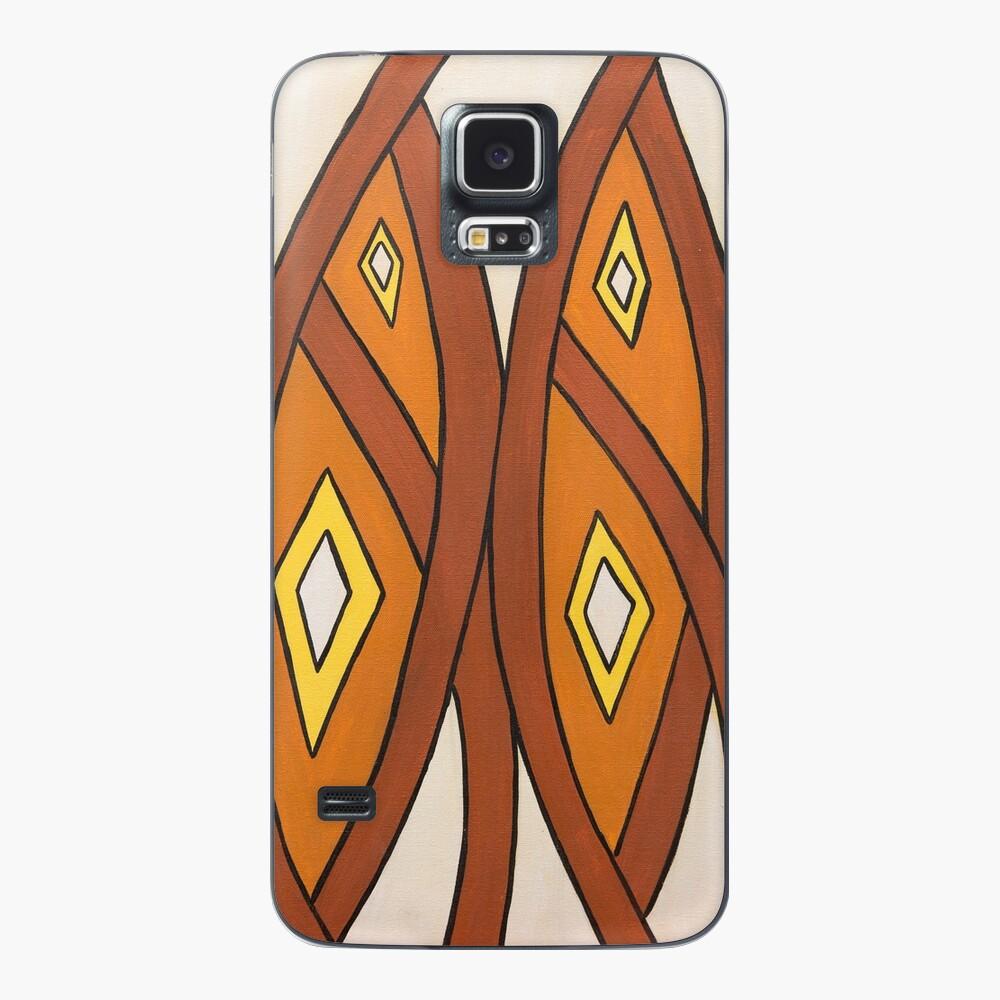 Crocodile Totem Design Case & Skin for Samsung Galaxy