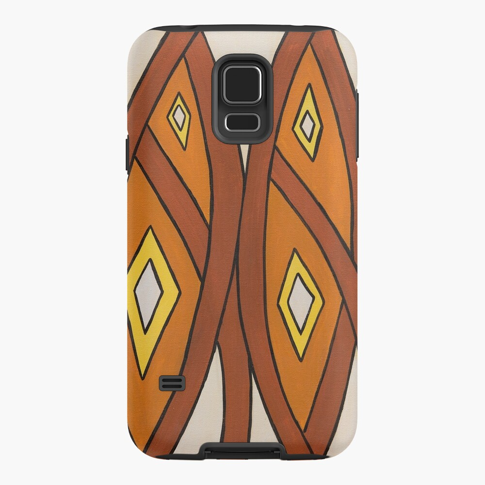 Crocodile Totem Design Case & Skin for Samsung Galaxy