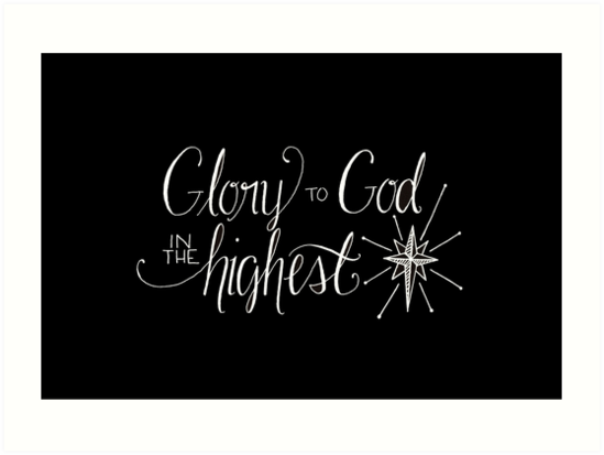 Glory to God in the Highest by RebeccaAnn