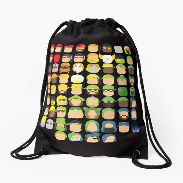 Arsenal Cast Drawstring Bag