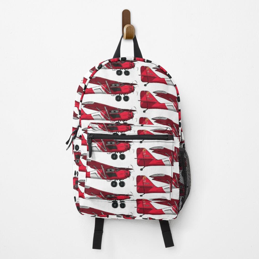 Kit Fox Model 4 N107HJ Backpack