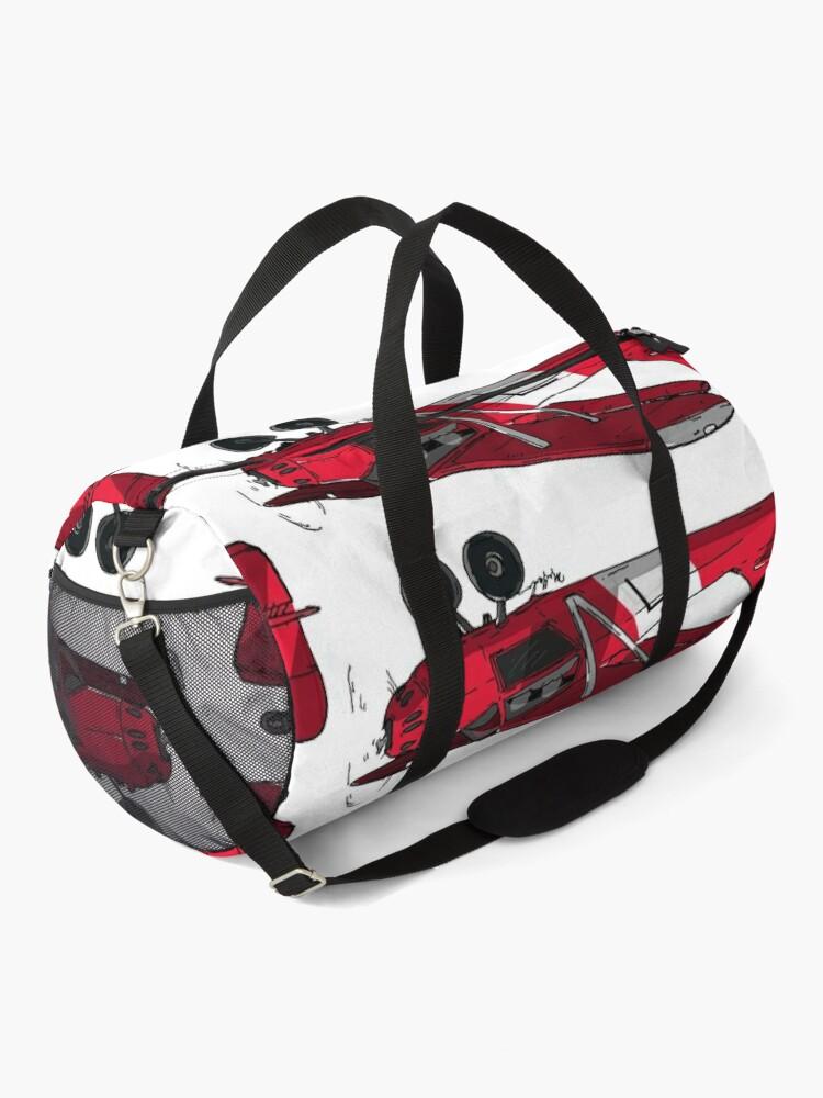 Alternate view of Kit Fox Model 4 N107HJ Duffle Bag