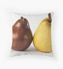A Pair Throw Pillow