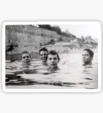 Slint - Spiderland Shirt Sticker