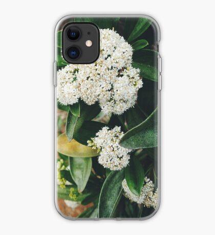 White Glory iPhone Case