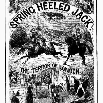 Spring Heeled Jack by Towerjunkie