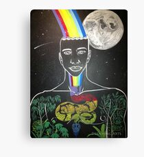 Oxumaré Canvas Print