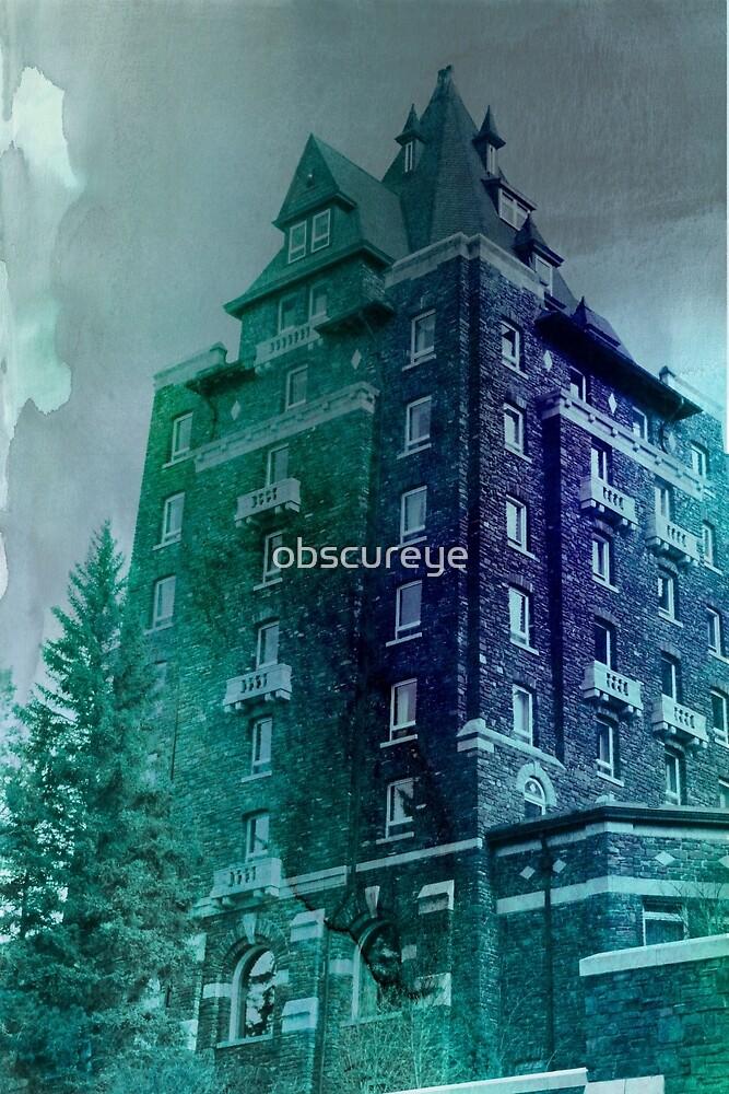 Haunted Hotel {2} by obscureye