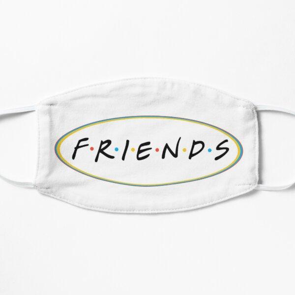 FRIENDS  Flat Mask
