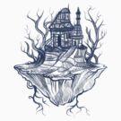 Haunted Towers by Iulian Thomas