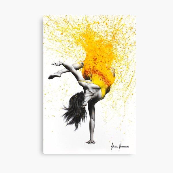 Break Into Dance  Canvas Print