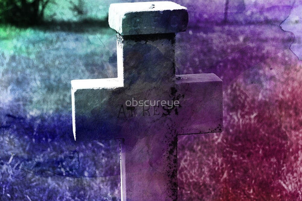 At Rest by obscureye