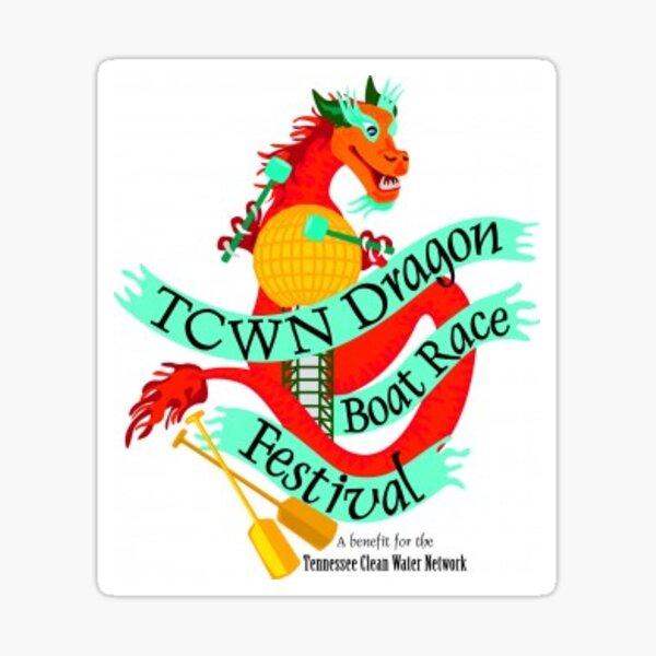 TCWN Dragon Boat Race Sticker
