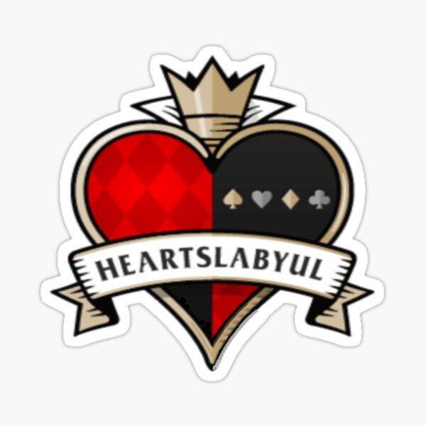 Heartslabyul Sticker