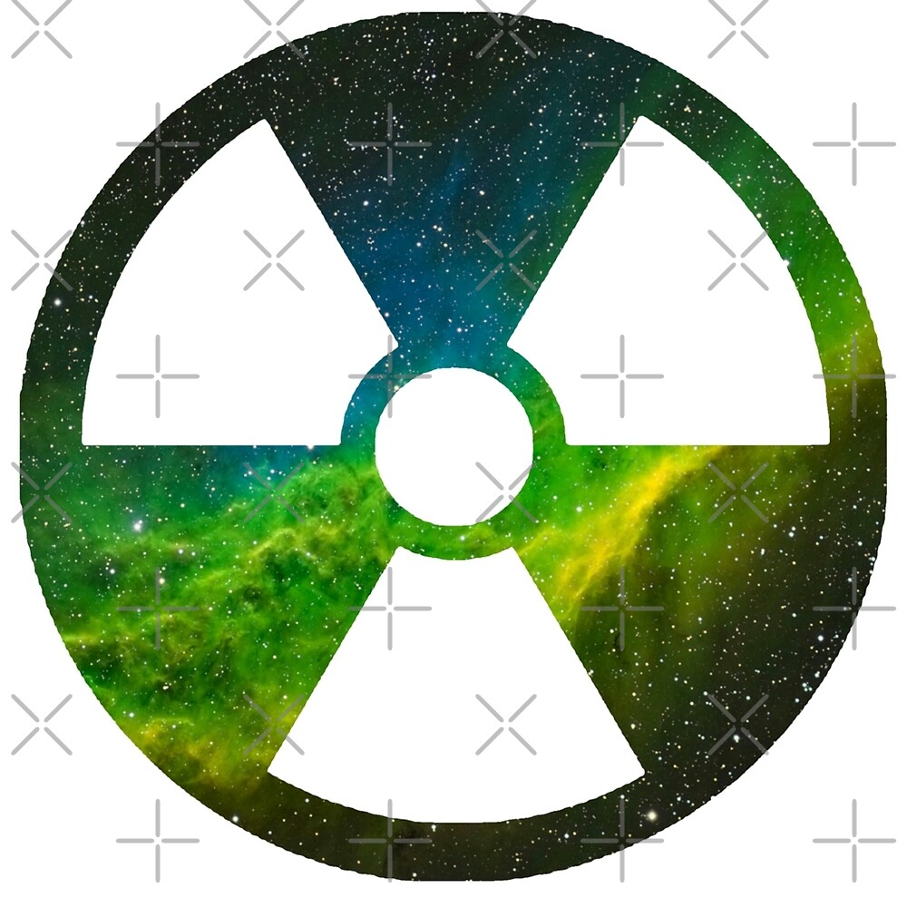 radiation by gargantua