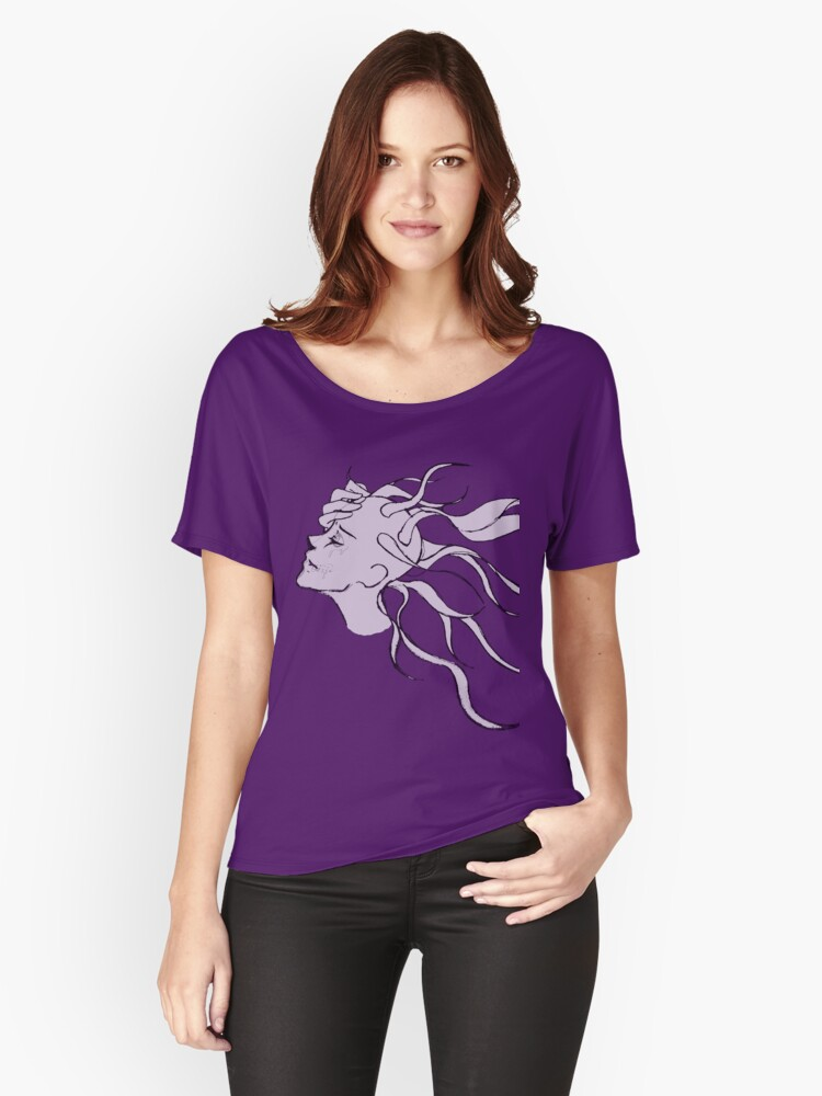 What do you see? Women's Relaxed Fit T-Shirt Front