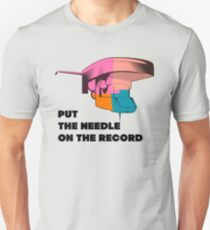 Needle On The Record 1 T-Shirt